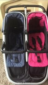 Oyster Twin Lite (double buggy)