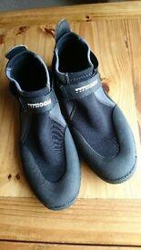 Wetsuit Ankle Slip-on Shoe/Boot Typhoon - Unisex - XS 39/40