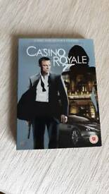 Casino Royale James Bond 007 DVD