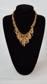 Swarovski Necklace with Pearls & Crystals