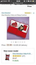 Xmas stocking fillers 1D cushions