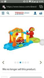 Vtech Toot Toot Drivers Service Station