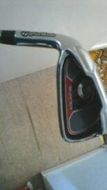 Taylor made burner plus 6iron left hand