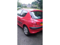 For sale Peugeot 206 year 2002