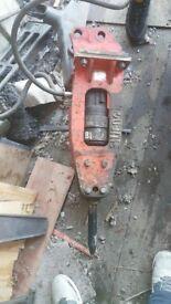 1.5t hydraulic mini digger breaker