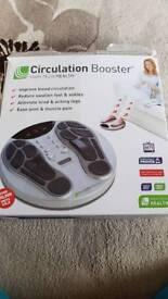 High tech health circulation booster