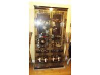 Oriental Display Cabinet