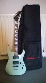 Jackson Dinky limited edition electric guitar