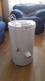 Like New Spin Dryer - White Knight - essential in Winter