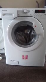 Hoover 8kg washing machine can deliver