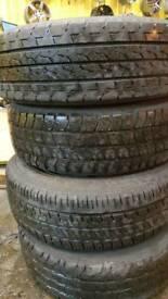 """Renault steel wheels 16"""""""
