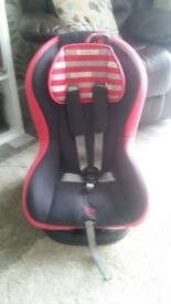 Koochi car seat group 1 multi recline
