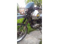 Suzuki Dr 125 Road reg 125cc enduro motocross mx pit bike £850