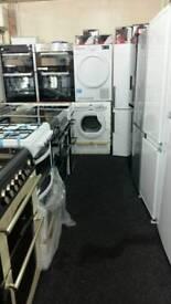 Fridge freezers on sale start price £99 - washing machines, cookers, ovens, Tumble dryers, hobs