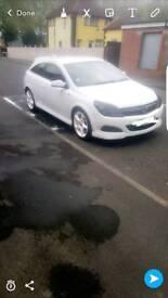 Vauxhall Astra 1.4 sports petrol/Lpg