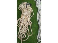 boat mooring rope