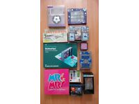 Selection of Games and Puzzles (11 Items)