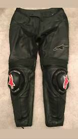 Alpinestars bottoms 34 waist
