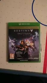 Destiny 1 no DLC