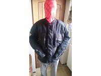 MOTORCYCLE JACKET - Used Hein Gericke All Season motorcycle jacket (M)