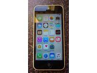 Iphone 5C 8GB White Sim lock (EE,ORANGE,T-Mobile)