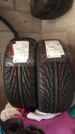 "18"" nankang tyres brand new"