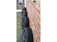 Winter tyres VW Polo