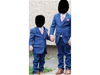 Boys age 9 Paisleys of London suit