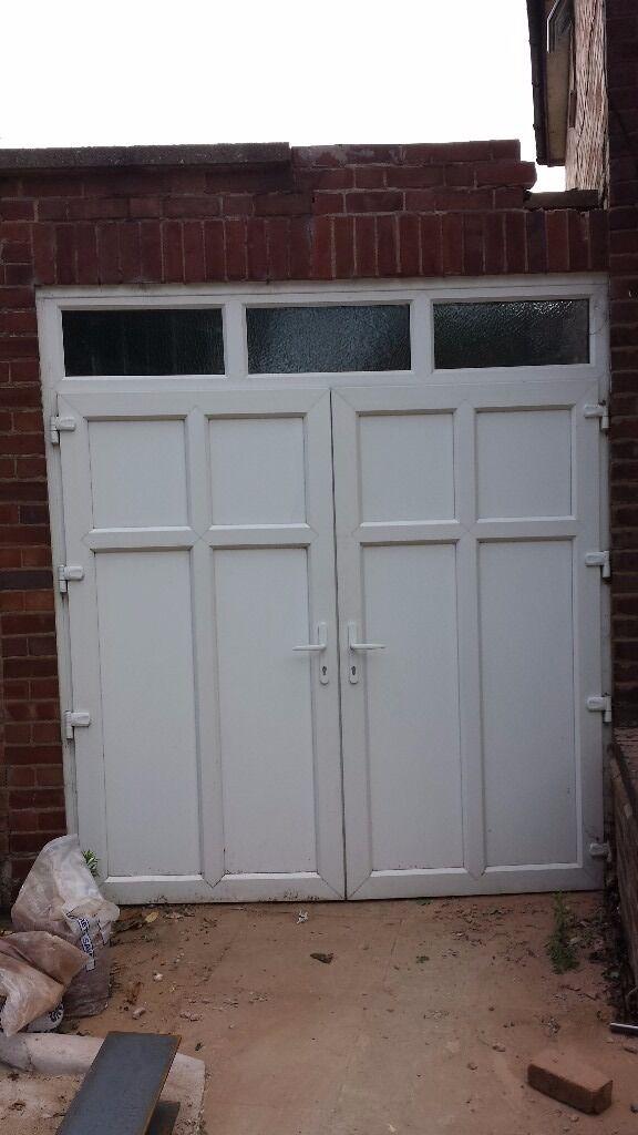 Upvc Garage Doors In Castle Bromwich West Midlands Gumtree