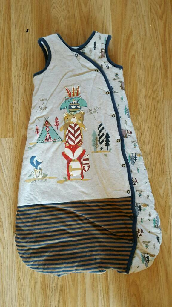 6-12m sleeping bag