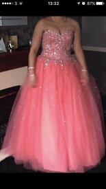Prom dress by mori lee