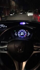 Honda civic 2006 v-tec 1.8 petrol
