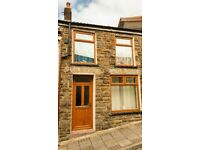 TO LET! A beautiful, 3-bedroom house on Prince's Street Treherbert. £450 PCM.