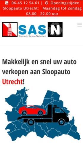 Schadeautos Sloop En Bus Inkoop Goed Geld Bel 0645125461 Auto