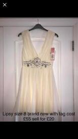 Lipsy dress brand new with tags