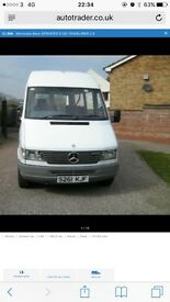Mercedes Benz Sprinter 310D TRAVELINER
