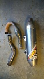 Fmf exhaust system