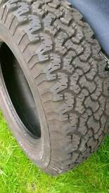 Tyres 215/70R16