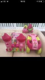 Pink Mega Bloks Bundle