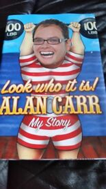 Look who it is! Alan Carr