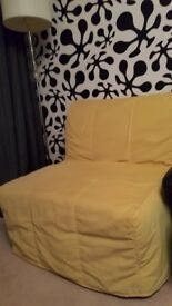 Chair bed