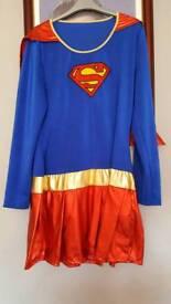 Superwoman costume size L