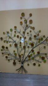new metal 3D tree of life artwork for inside or outside £40.00