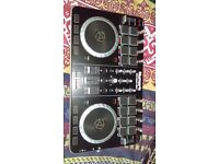 Numark mixtrack pro 2 with box in good condition