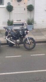 Yamaha YBR,