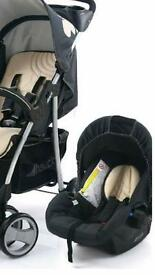 Hauck Disney Mickey Mouse travel system