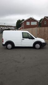 NO VAT FORD TRANSIT CONNECT 1.8 TDCI £2250 ONO