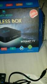 Satellite box