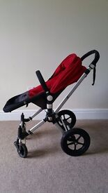 Bugaboo Cameleon 2 in Red and Black