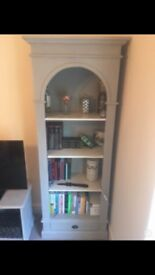 URGENT: Solid Wood Bookcase - upcycled with Annie Sloan. MUST GO HOUSE MOVE